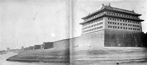 东便门1860