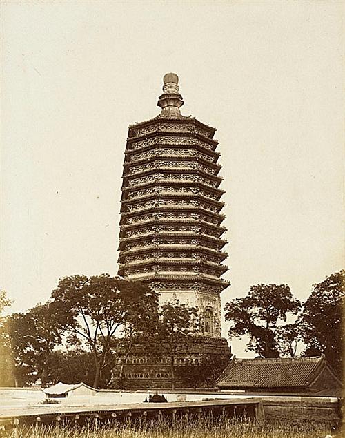 天宁寺塔1870