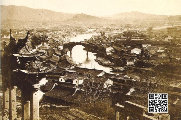 1870年代的余姚城