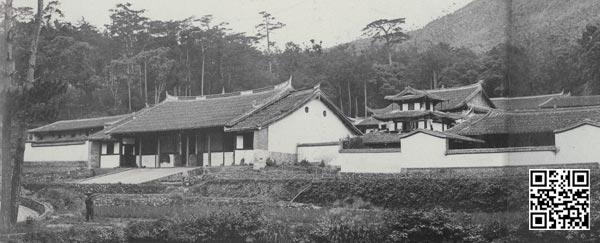 1870年代涌泉寺山门