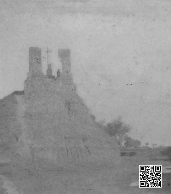 1920年代的蓟门烟树碑