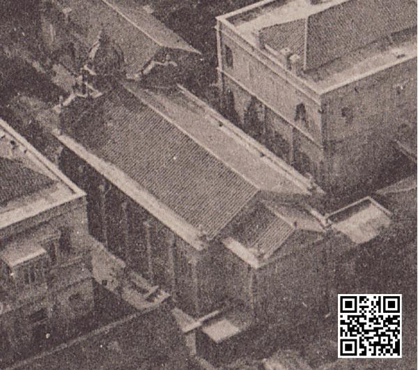 俯瞰紫竹林教堂
