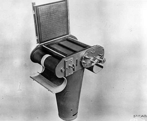 Kodak K-1aerial camera